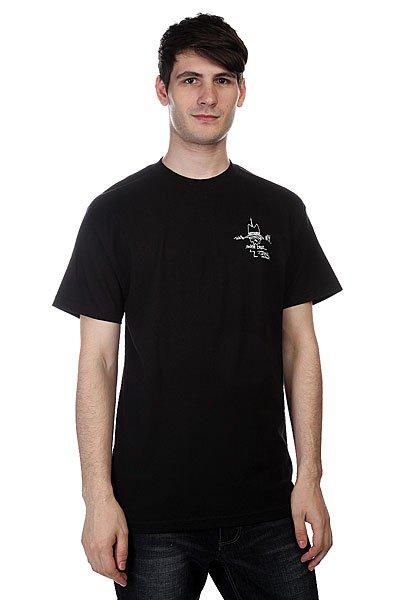 Футболка Santa Cruz Jessee Watsonvillain Black<br><br>Цвет: черный<br>Тип: Футболка<br>Возраст: Взрослый<br>Пол: Мужской