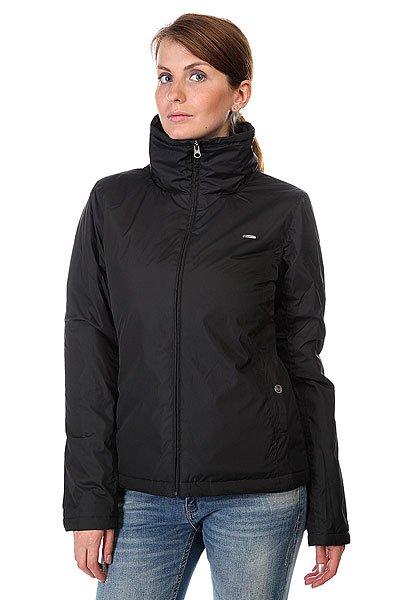 Куртка женская Element Bene Range<br><br>Цвет: черный<br>Тип: Куртка<br>Возраст: Взрослый<br>Пол: Женский