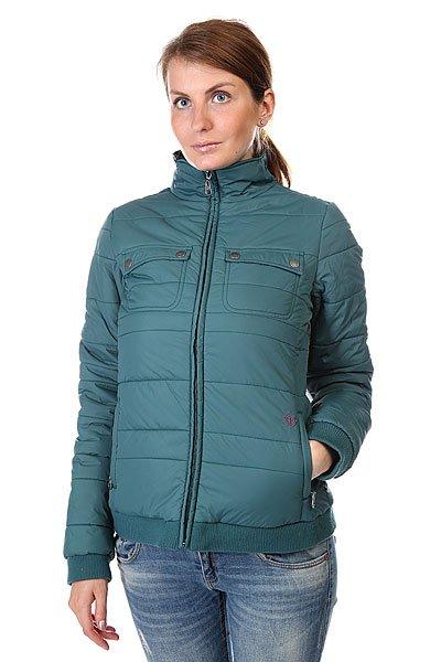 Куртка женская Element Echo Range<br><br>Цвет: зеленый<br>Тип: Куртка<br>Возраст: Взрослый<br>Пол: Женский