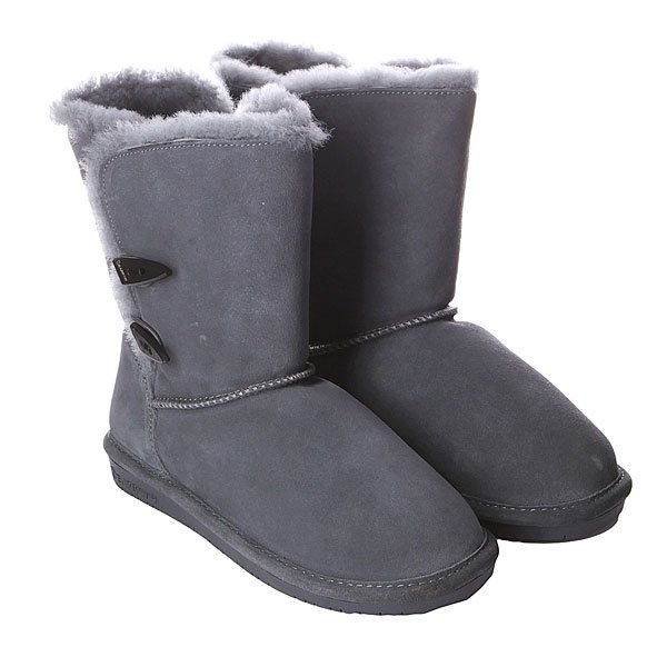Угги женские Bearpaw Abigail Charcoal