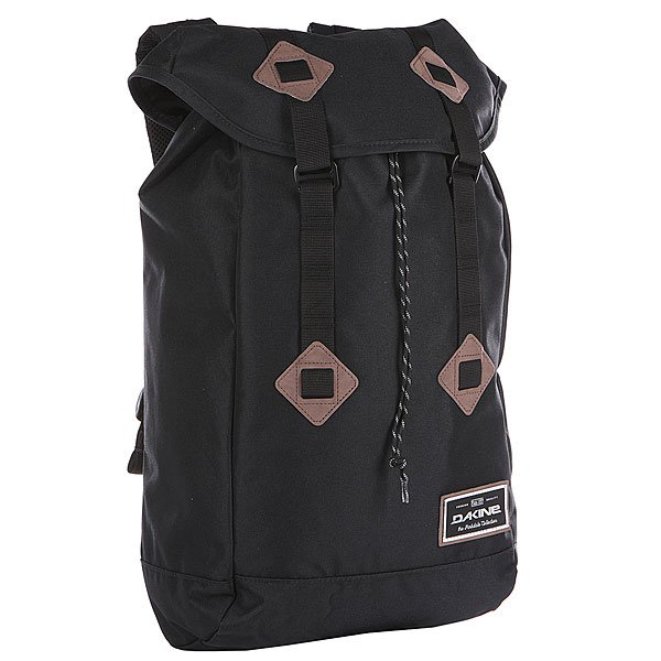 Рюкзак городской Dakine Trek Black рюкзак dakine explorer 26l crosshatch