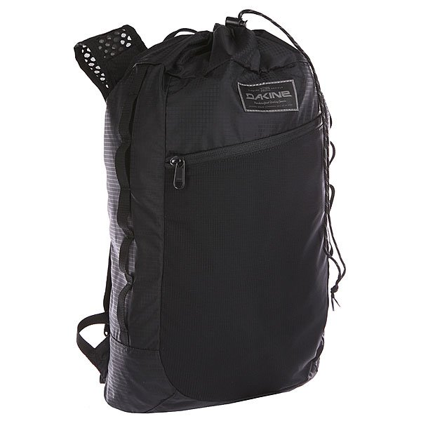 Рюкзак городской Dakine Stowaway Rucksack Black