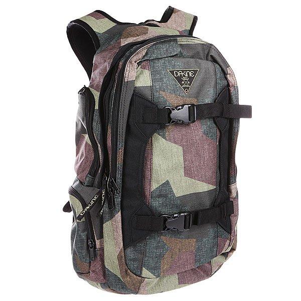 Рюкзак спортивный женский Dakine Mission  Patchwork Camo