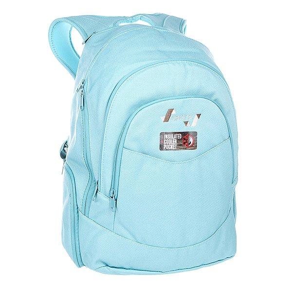 Рюкзак школьный женский Dakine Prom  Mineral Blue