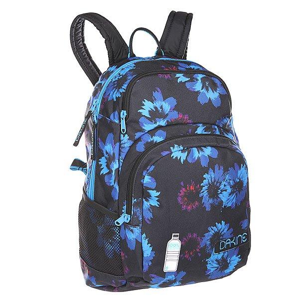 Рюкзак школьный женский Dakine Hana Blue Flowers
