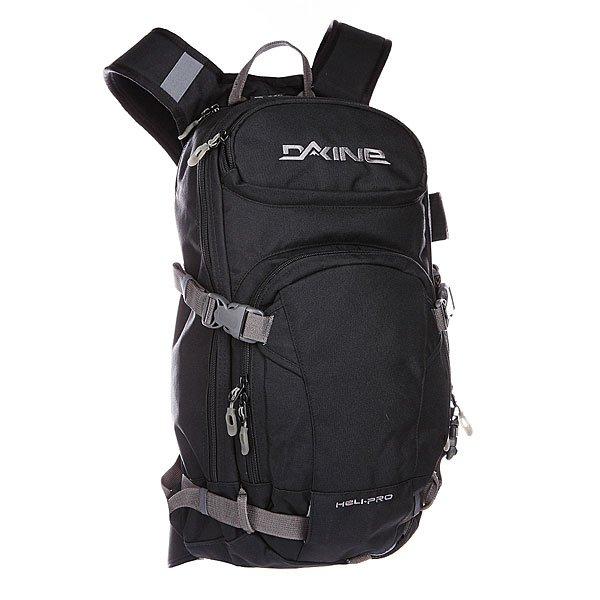 Рюкзак школьный Dakine Heli Pro  Black
