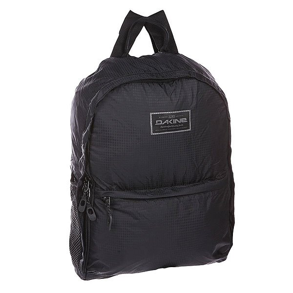 Рюкзак городской Dakine Stashable Backpack Black