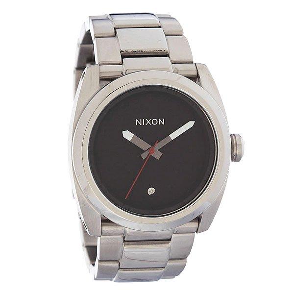Часы Nixon Kingpin Black часы nixon corporal ss matte black industrial green