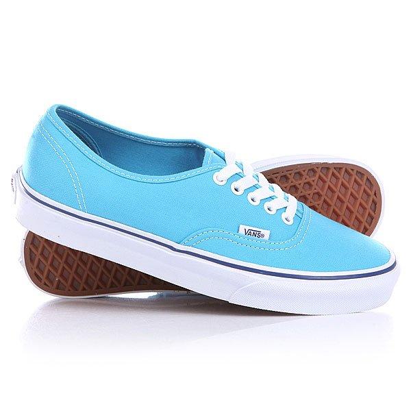 Купить Обувь   Кеды кроссовки низкие Vans Authentic Blue/True White