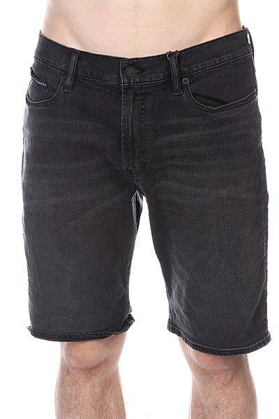 Шорты джинсовые DC Wk Dn Str Black Stone<br><br>Цвет: черный<br>Тип: Шорты джинсовые<br>Возраст: Взрослый<br>Пол: Мужской
