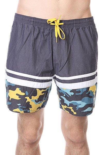 Купить Шорты   Шорты пляжные DC Shoes Bascom Yellow Pop Army