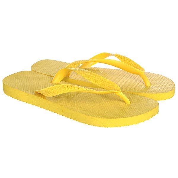 где купить Вьетнамки Havaianas Eles Top Yellow по лучшей цене