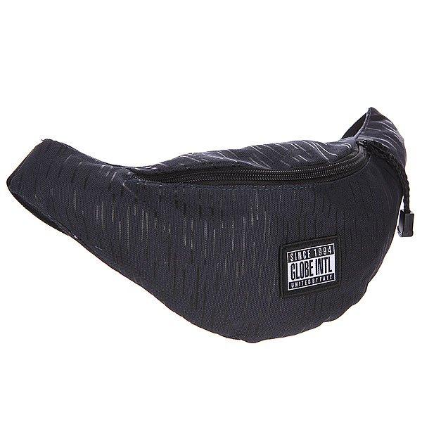 Сумка поясная Globe Richmond Side Bag Black Rain richmond сумка на руку