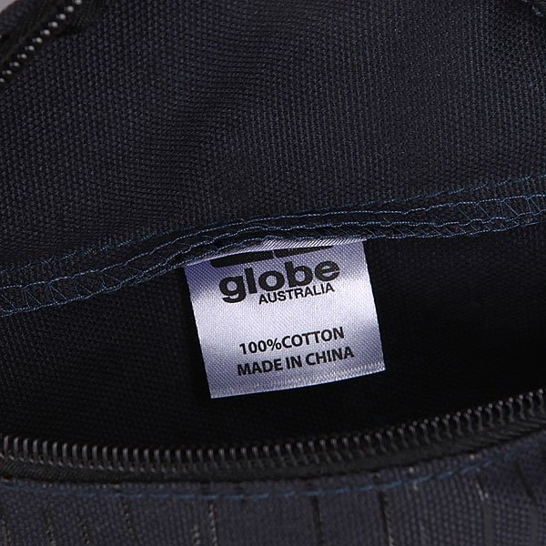 Сумка поясная Globe Richmond Side Bag Black Rain
