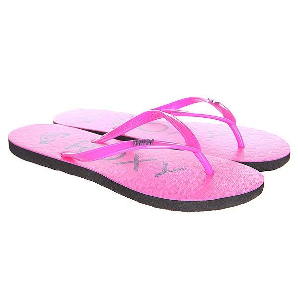 Шлепанцы женские Roxy Bahama V Pink