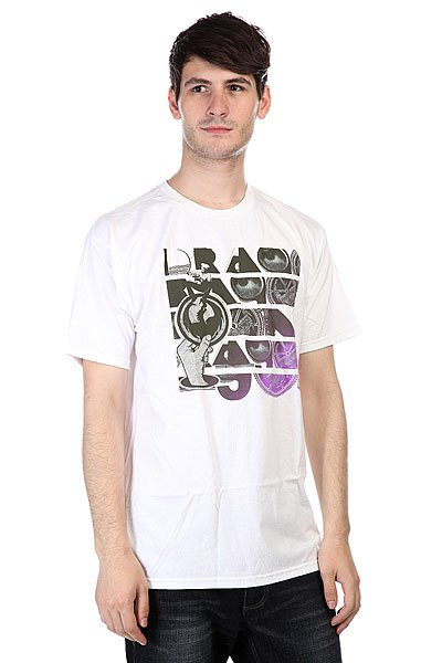 Футболка Dragon Squared Tee F10 White