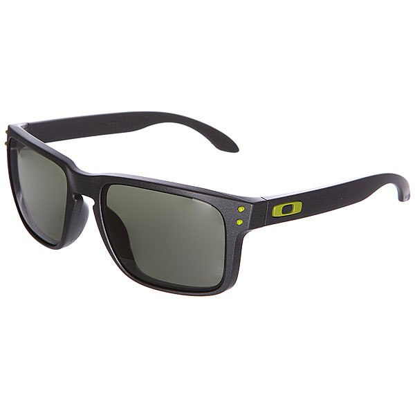 Очки Oakley Holbrook Steel/Dark Grey
