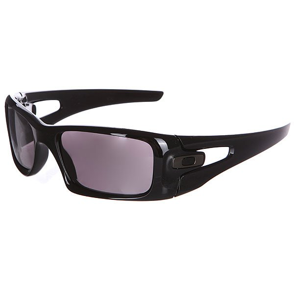 Очки Oakley Crankcase Polished Black/Warm Grey