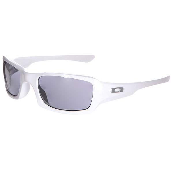Очки Oakley Fives Squared Polished White/ Black Iridium