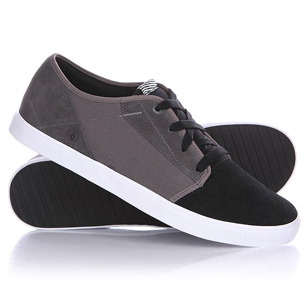 ���� ��������� ������ Volcom Grimm Shoe Black/Grey
