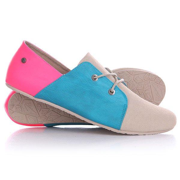 Кеды кроссовки низкие женские Volcom Soul Mates Shoe Mix