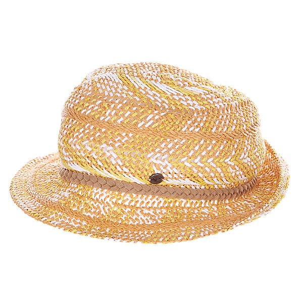 Шляпа женская Roxy Big Swell Hats Warm White