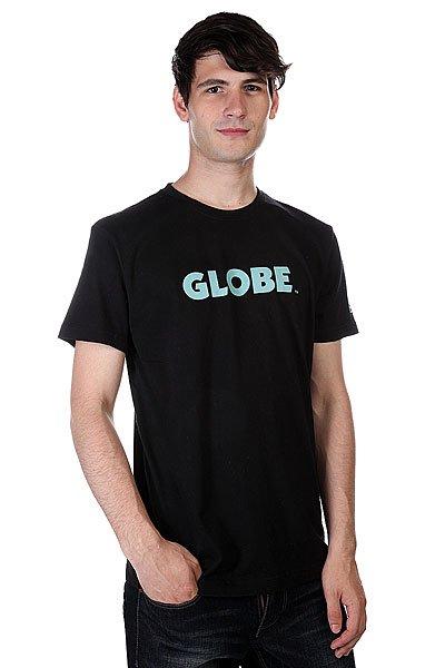 Футболка Globe Branded Tee Black<br><br>Цвет: черный<br>Тип: Футболка<br>Возраст: Взрослый<br>Пол: Мужской