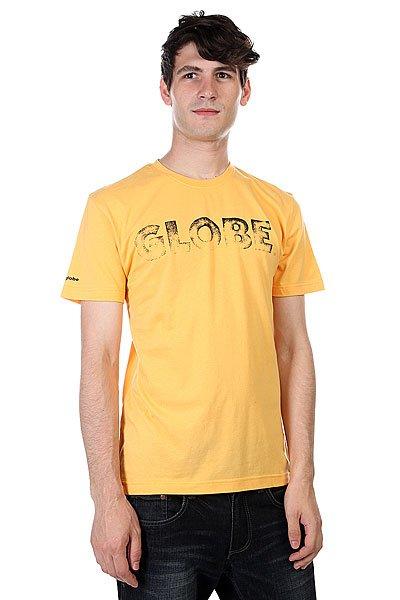 Футболка Globe Reaping Tee Honey<br><br>Цвет: желтый<br>Тип: Футболка<br>Возраст: Взрослый<br>Пол: Мужской