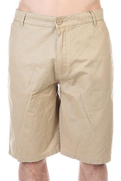 Шорты Globe Retro Shorts Sand<br><br>Цвет: бежевый<br>Тип: Шорты<br>Возраст: Взрослый<br>Пол: Мужской
