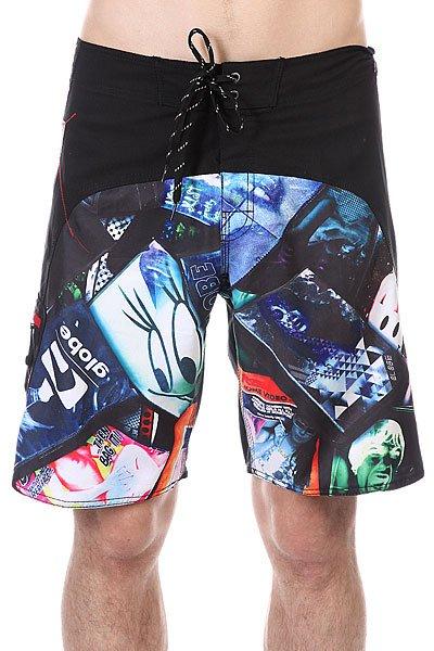 Шорты пляжные Globe Luster Boardshort BlackДанная модель не имеет внутренней подкладки в виде сеточки<br><br>Цвет: черный<br>Тип: Шорты пляжные<br>Возраст: Взрослый<br>Пол: Мужской