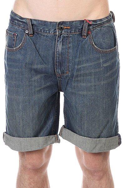 Шорты джинсовые Globe Coverdale Short Dirty Woods<br><br>Цвет: синий<br>Тип: Шорты джинсовые<br>Возраст: Взрослый<br>Пол: Мужской