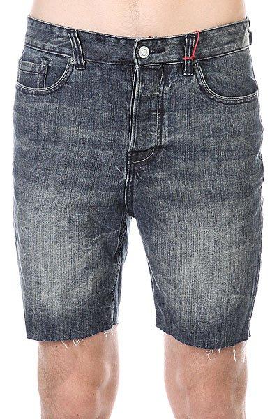 Шорты джинсовые Globe Coopar Short Halen<br><br>Цвет: синий<br>Тип: Шорты джинсовые<br>Возраст: Взрослый<br>Пол: Мужской