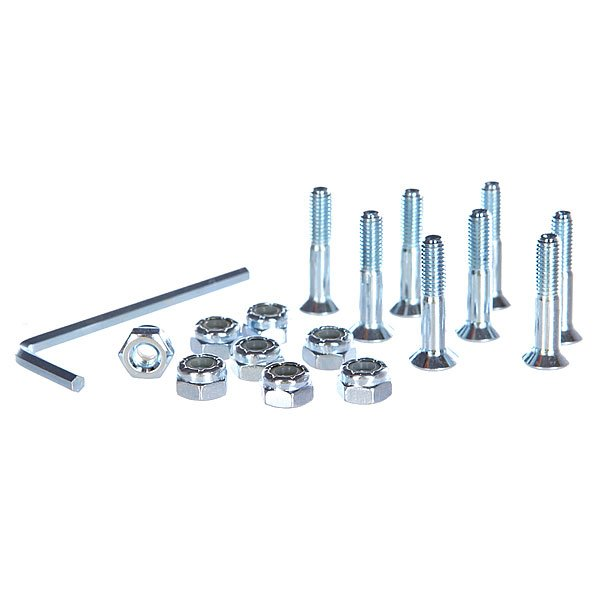 Винты Independent Combi Bolts Silver Allen 1