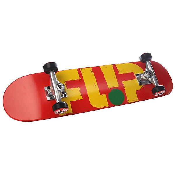 Купить Скейтборды в сборе   Скейтборд в сборе Flip Team Odyssey Mid Stroked Brick 29.9 X 7.25 (18.4 См)