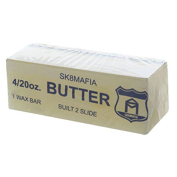 Парафин Sk8mafia Butter Bar Wax Osfa BeigeПарафин Sk8mafia Butter Bar отлично подойдет для высококачественного скольжения.<br><br>Цвет: бежевый<br>Тип: Парафин