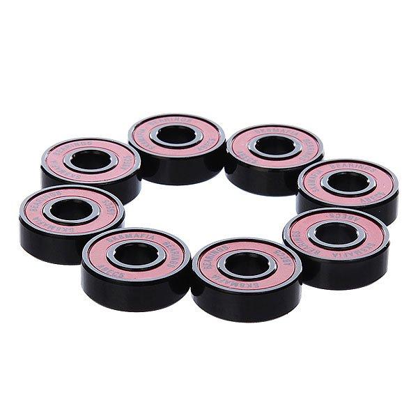 Подшипники для скейтборда Sk8mafia Abec 5 Bearings RedПользуйтесь только лучшим для лучшего катания.Технические характеристики: Набор из 8-ми подшипников.  Тип: Abec-5.<br><br>Цвет: красный,черный<br>Тип: Подшипники