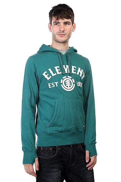 Толстовка сноубордическая Element Signature F2 Range<br><br>Цвет: зеленый<br>Тип: Толстовка сноубордическая<br>Возраст: Взрослый<br>Пол: Мужской
