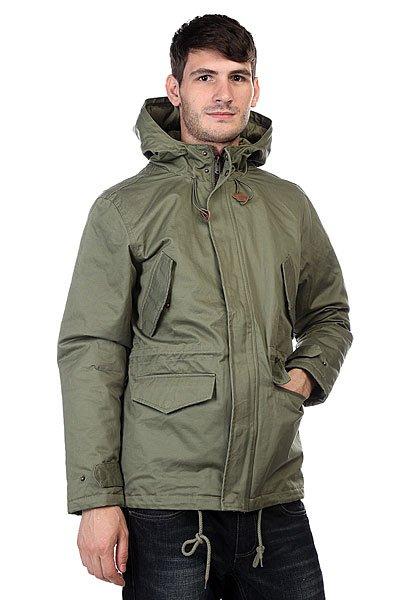 Куртка Element Kearney Light OliveИногда куртке не нужно иметь большое количество характеристик для того, чтобы стать любимой вещью в вашем гардеробе, как например в случае в курткой Element Kearney.Характеристики:Внутренняя подкладка из стеганой тафты. Застежка – молния+кнопки.Два боковых накладных кармана для рук. Два накладных кармана на груди. Потайная регулировка ширины подола и пояса.Фасон – стандартный (regular fit).<br><br>Цвет: зеленый<br>Тип: Куртка<br>Возраст: Взрослый<br>Пол: Мужской