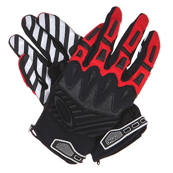 Перчатки Oakley Overload Glove Red Line
