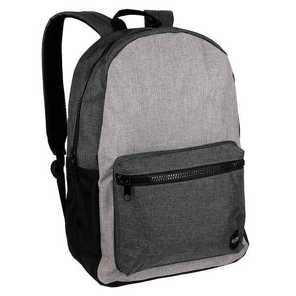 Рюкзак городской Globe Dux Deluxe Backpack Grey/Charcoal