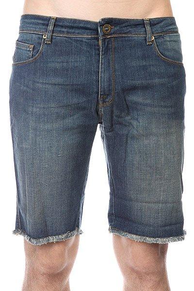Шорты джинсовые Volcom Chili Chocker Short High Time Blue