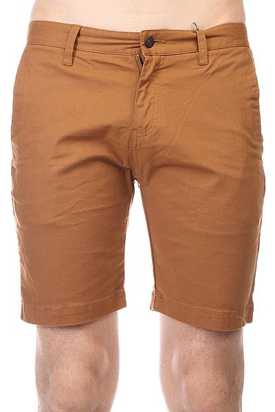 Шорты Volcom Frickin Tight Solid Short Hazelnut