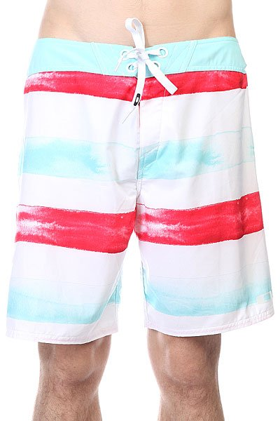 ����� ������� Oakley Crashing Wave Boardshort White
