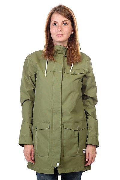 Куртка парка женская CLWR Jetty Parka Loden