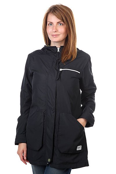 Куртка парка женская CLWR Bridge Parka Black