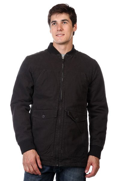 Куртка Altamont Steader Jacket Black/Grey arte lamp salire a3157pa 1ss