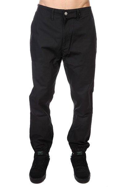 Штаны прямые Altamont Peyote Pant Black/Grey цены онлайн