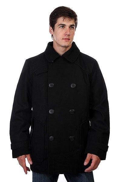 Пальто Zoo York Enew15 В-Day Jacket Black<br><br>Цвет: черный<br>Тип: Пальто<br>Возраст: Взрослый<br>Пол: Мужской