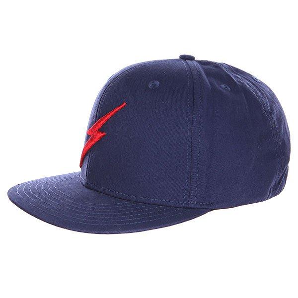 Бейсболка Lightning Bolt Bold Ii Cap Insignia Blue