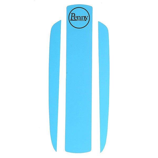 Наклейки Penny Sticker Panel Blue 22(55.9 см)Несмотря на то, что Penny и так является идеальной доской, признайтесь, иногда Вам всё же хочется добавить немного индивидуальности в её оформлении. И наклейкана обратную сторону Penny - самое простое решениеэтого вопроса!<br><br>Цвет: голубой<br>Тип: Наклейки